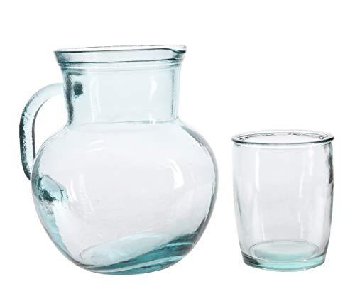 Kaemingk Sangria set karaf met 4 glazen glazen