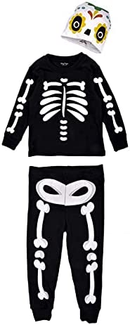3-PIECES SKULL SET INCLUDING HAT/T-SHIRT/JOGGER K3275C Baby Creysi Collection 018