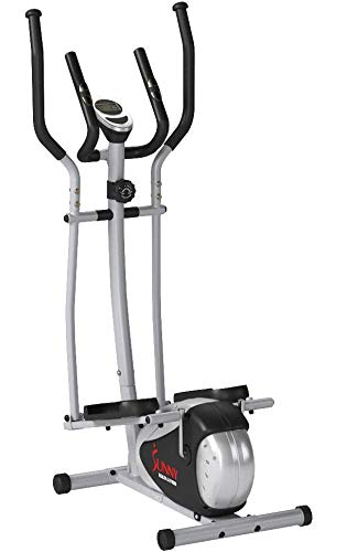Product Image 5: Sunny Health & Fitness SF-E905 Elliptical Machine Cross Trainer with 8 Level Resistance and Digital Monitor