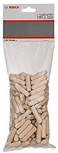 Bosch 2 607 000 447 - Tacos de madera - 10 mm, 40 mm (pack de 120)
