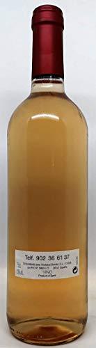 VINO COSECHERO CLARETE TIPO CORDOVIN CAJA DE 12 botellas
