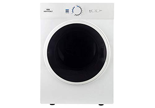 NEW WORLD NW3KGVTDW 3KG WHITE VENTED TUMBLE DRYER