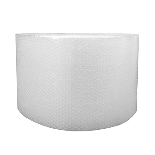 Amazon Basics Perforated Bubble Cushioning Wrap - Small 3/16', 12-Inch x 175-Foot Long Roll