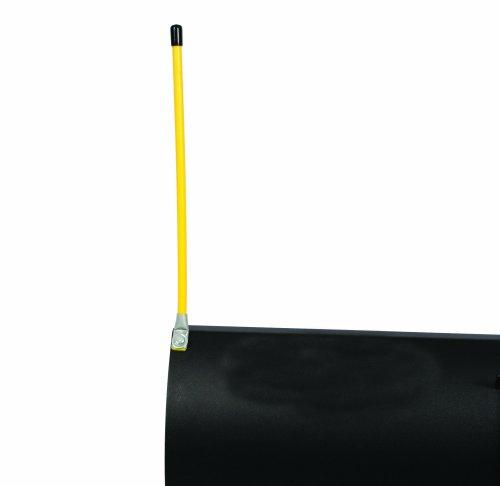 Kolpin 10-0145 Universal ATV/UTV Schneeschieber Messermarkierungsset, schwarz