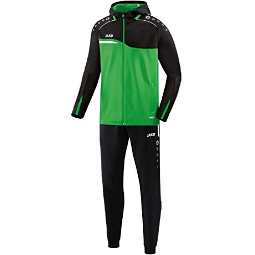 JAKO heren Competition 2.0 met capuchon trainingspak polyester