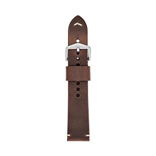 Fossil - S221365 - Bracelet de Montre - Homme - Cuir - Marron