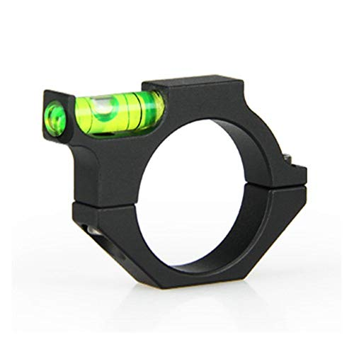 UniqueFire Zielfernrohr Bubble Spirit Level 30 mm Mount Ringe Gradienter ACD Adapter Ring