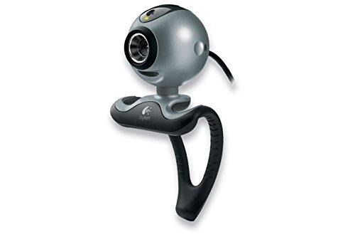 Logitech QuickCam Pro 5000Webcam, PC/Mac