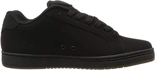 Etnies Fader, Zapatillas de Skateboard para Hombre, Negro (Black/Silver/Gum569), 42.5 EU