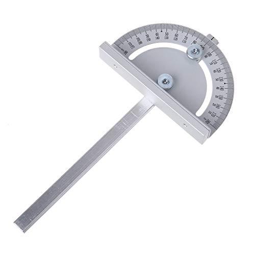 Rtengtunn Mini Tischkreissäge Tischkreissäge DIY Holzbearbeitungsmaschinen T-Stil Lineal