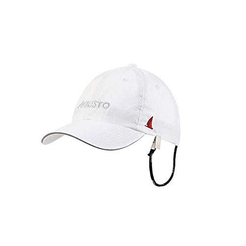 Musto Fast Dry Cap für die Crew in Weiß - Unisex