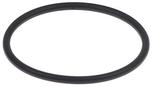 O-ring voor Baron serie 900, serie700, MBM-elementen EF 66, EF 46, EF 47T, EF 77T, EF 77 voor friteuse, oven buiten ø 62,62 mm