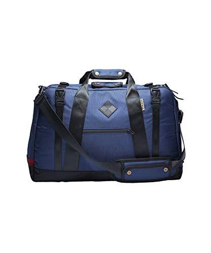 Woolrich Unisex-Erwachsene X The Hill-Side Weekender Bag Wochenendtasche, navy, Einheitsgröße