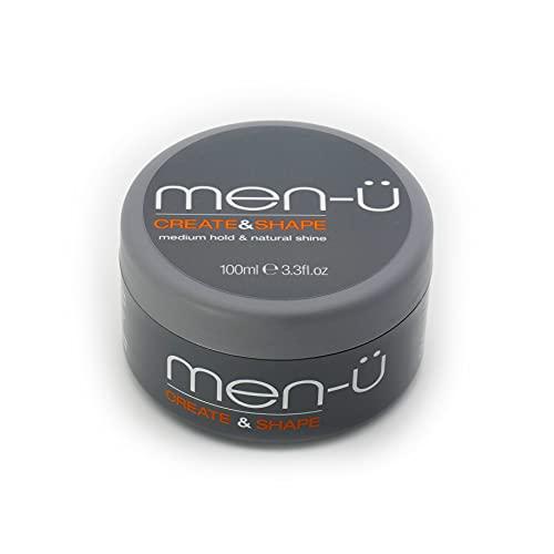 men-ü Create/Shape Cire de Coiffage 100 ml