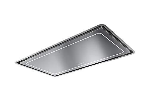 Faber High-Light hotte au plafond 110.0456.185-Acier brillant-91cm