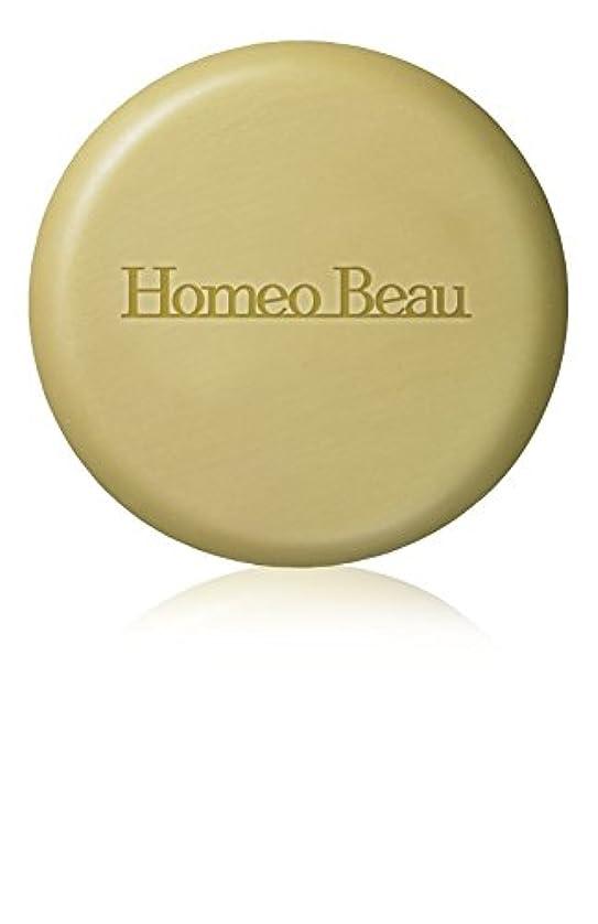 ブルジョンネックレス仮定、想定。推測ホメオバウ(Homeo Beau) エッセンシャルソープ 100g