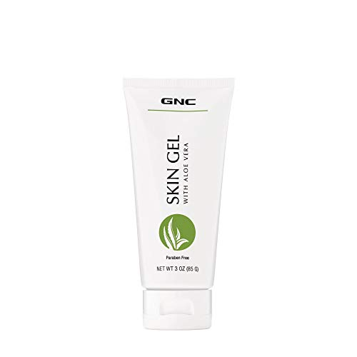 GNC Skin Gel with Aloe Vera