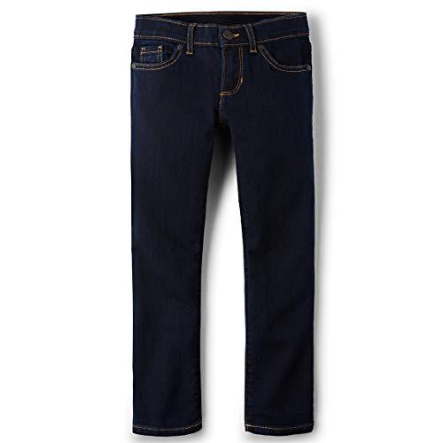 The Children's Place Big Girls' Skinny Jeans, BLUBERYWSH 4141, 12