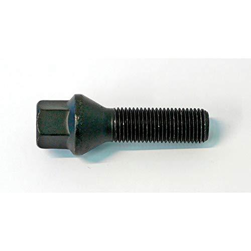 H&R B1454301 Radschraube Kegelbund M14x1.50-Länge 43mm-Schwarz