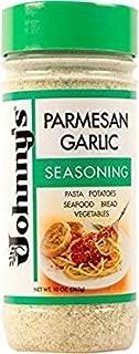 Best johnny's parmesan garlic pasta seasoning Reviews