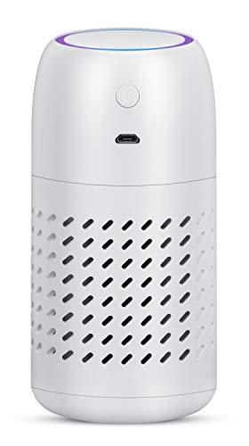 Luftreiniger, Air Purifier mit Hochwertige HEPA Filter für 99,97% Filterleistung, gegen Staub, Rauch, Gerüche, Allergien, Pollen und Pet Dander, perfekt für Allergiker und Raucher [Energieklasse A]