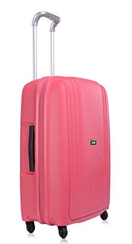 Lojel Streamline Upright Spinner Luggage, Pink