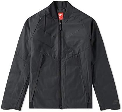 Nike Sportswear Tech AeroLoft Bomber Black 863726 010 Men s Jacket XXLarge product image