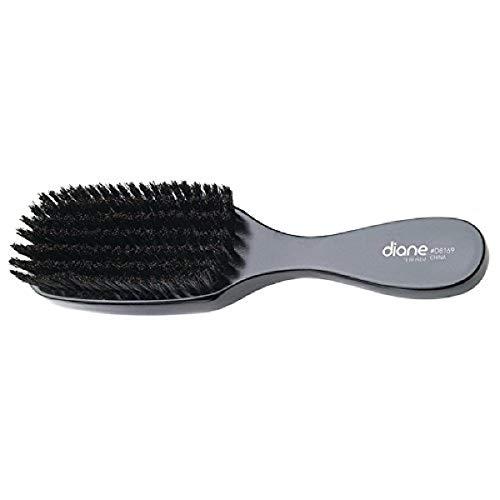 Diane 100% Soft Boar Bristle Brush for Men and Women