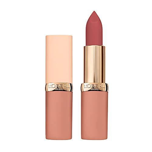 L'Oréal Paris Color Riche Ultra Mat Rouge à Lèvres Mat Nude Effet Bonne Mine pour Toutes les Carnations No Diktat rose