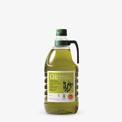Aceite de Oliva virgen extra - Garrafa de plástico 2 Litros sin filtrar