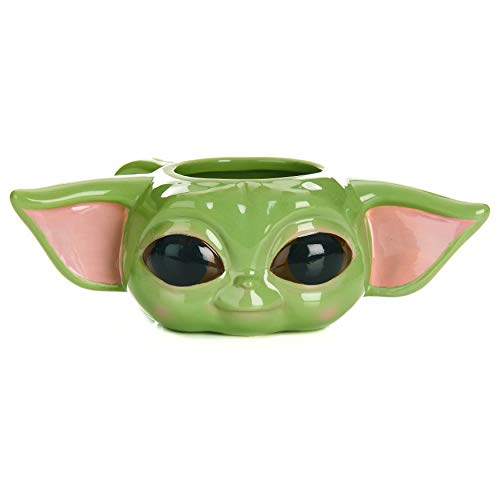 Paladone The Mandalorian Child Baby Yoda Mug sous licence officielle Star Wars