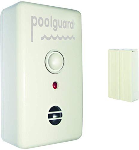 PoolGuard DAPT-2 Water Hazard Pool Door Alarm (Newest Version)