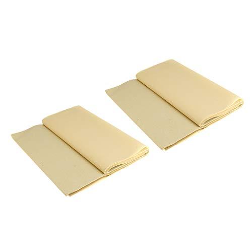 IPOTCH 100 er Pack Handgemachte Chinesische Reispapier Kalligraphie Malerei Papier Xuan Papierrohling