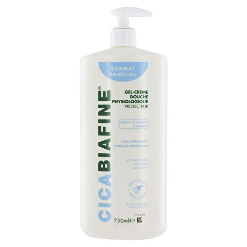 CicaBiafine Gel-Crème Douche Physiologique 750 ml