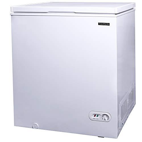 Thomson TFRF925 Chest Deep Freezer, 9.0 Cu. Ft. Capacity, White