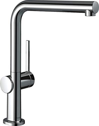 hansgrohe Küchenarmatur Talis M54 (Wasserhahn Küche, 360° schwenkbar, hoher Komfort-Auslauf 270mm, Standardanschlüsse) Chrom
