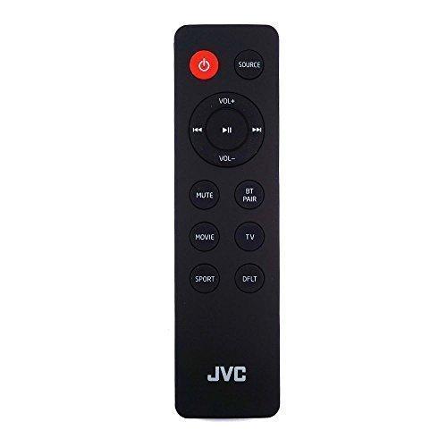 Genuine JVC TH-WL311B Soundbar Remote Control