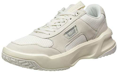 Lacoste Herren ACE Lift 0120 3 SMA Sneaker, Off-Wht Off Wht, 43 EU