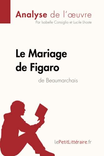 Le Mariage de Figaro de Beaumarchais (Analyse de l'oeuvre): Comprendre la littérature avec lePetitLittéraire.fr