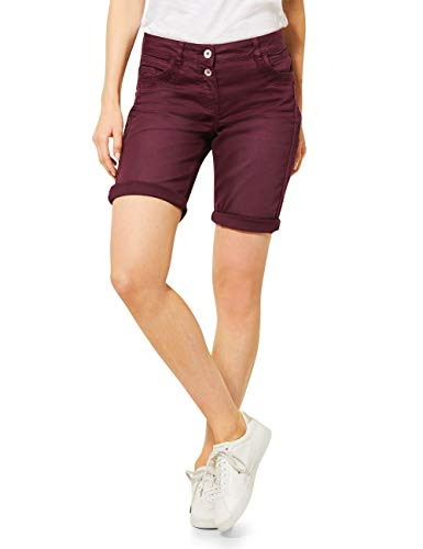 Cecil Damen 373136 New York Shorts, jostaberry red, 33