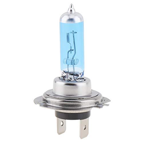 PMWLKJ 12 v Auto Licht H7 5000 karat Super Weiß Halogenlampe 100 watt Auto Scheinwerfer Lampe Auto Xenon Lampe Auto Nebelscheinwerfer
