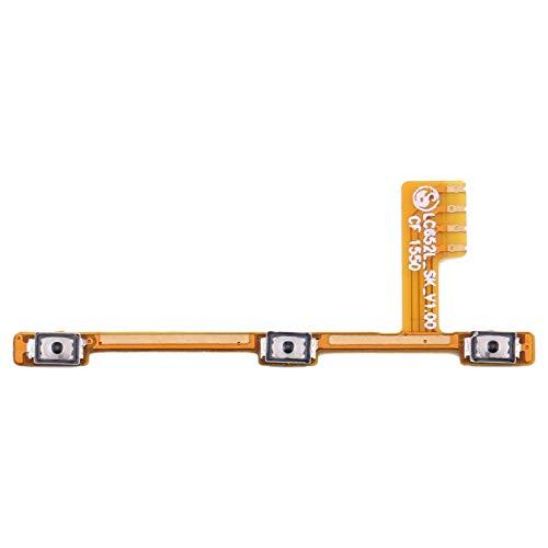 LIJUNGUOBRAND Accesorios de Marca para teléfonos móviles Botón de Encendido y botón de Volumen Cable Flexible para Hisense F20