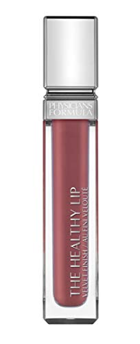 Physicians Formula Lipgloss - The Healthy Lip Velvet Liquid Lipstick, Coral Minerals, 1 Stk, 8ml