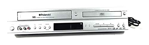 Cheapest Prices! Polaroid DVC-2000 DVD/VCR Multimedia System