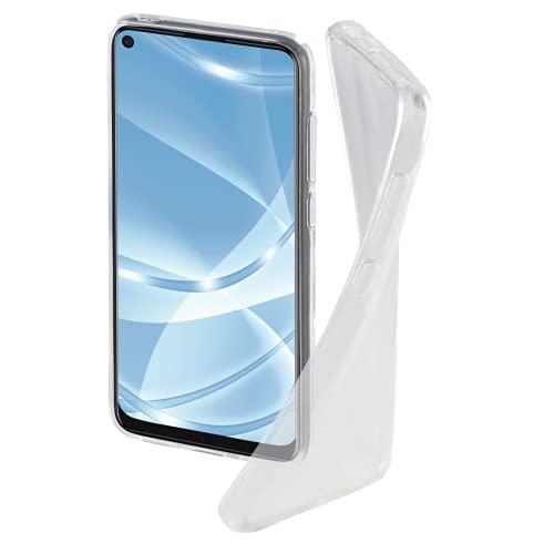 Preisvergleich Produktbild Hama Cover Crystal Clear P40Lite E,  TR