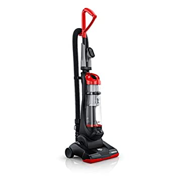 Dirt Devil Endura Lite Bagless Vacuum Cleaner Small Upright for Carpet and Hard Floor Lightweight UD20121PC Red