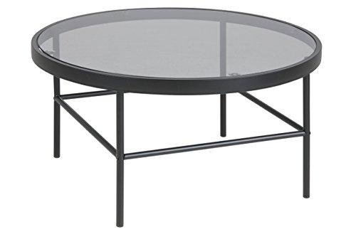 Amazon Brand - Movian Marcal - Mesa de centro, 80 x 80 x 40 cm (largo x ancho x alto), gris