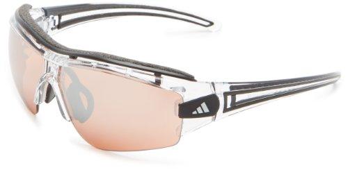 adidas Eyewear Evil Eye Halfrim Pro XS, Couleur Crystal