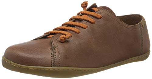 Camper Peu Cami, Scarpe da Ginnastica Basse Uomo, Marrone (Medium Brown 210), 45 EU