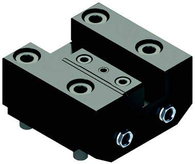 Best Bargain RedLine Tools - 20MM Face Groove Holder Block for VB24 Turrets - RBOT24MFG20MM
